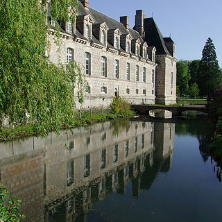 Domaine chateau normandie